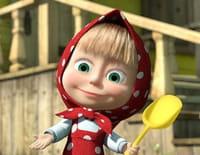 Les contes de Masha : Le Petit Poucet