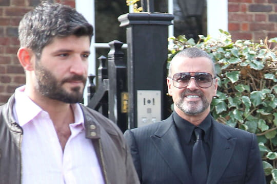 Mort de George Michael: son petit ami Fadi Fawaz réagit