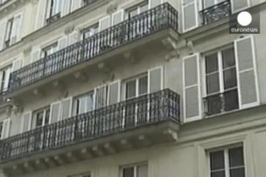 """Julie Gayet: l'appartement deMichel Ferracci, le""""bandit corse"""", unmythe?"""