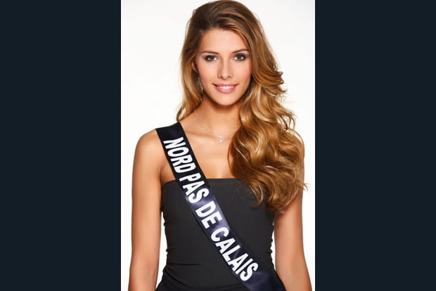 Miss Nord-Pas-de-Calais : Miss France 2015