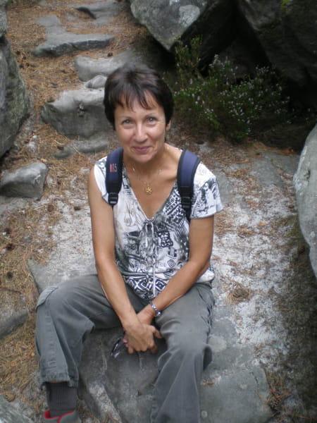 Claudine Lacourreye