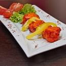 Restaurant indien Shalimar  - Poulet Tikka -   © Fidel Hernandes