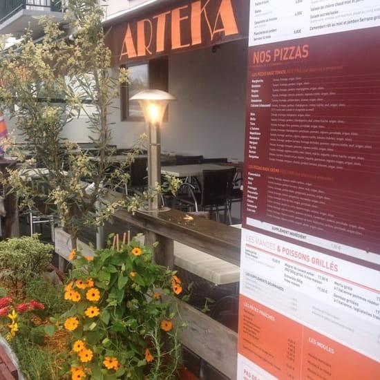 Restaurant : Arteka