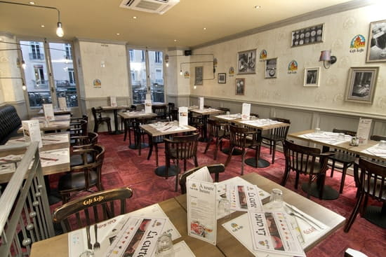 Café Leffe Grenoble