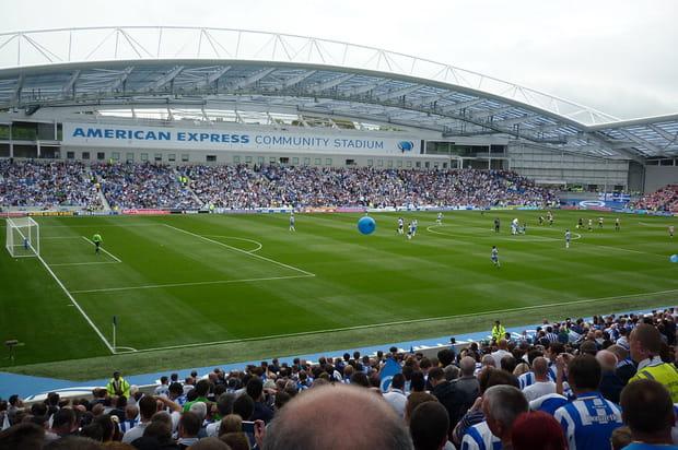 Comparez et achetez vos billets pour la rencontre Brighton & Hove Albion FC - West Ham United de Premier League le Samedi à.