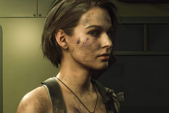 Resident Evil 3: un nouveau trailer et des détails sur Jill Valentine
