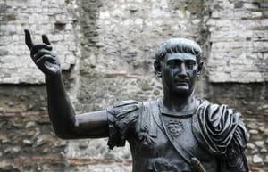Statue Trajan