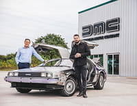 Top Cars : Delorean Reboot