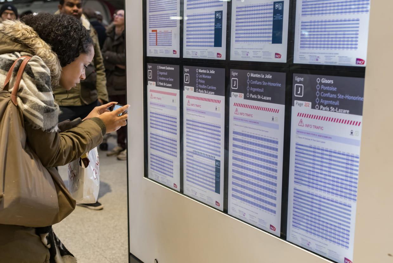 Les abonnés TGVmax seront remboursés en avril — Grève SNCF