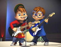 Alvinnn !!! et les Chipmunks : Coincés à l'école