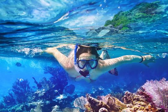 Snorkeling: conseils pour débuter