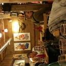 Restaurant : Le Refuge  - Salle au fond -