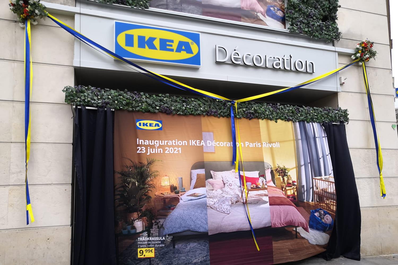 Ikea Paris: après la Madeleine, un nouveau magasin Ikea rue de Rivoli