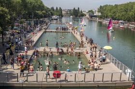 Paris Plages 2017: la baignade finalement ouverte jusque mi-septembre