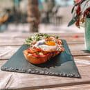 Plat : Healthy Café  - Avocado Toast -   © Healthy café