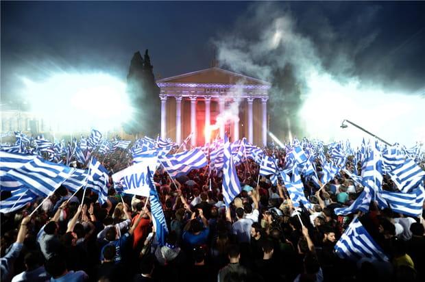 Antonis Samaras prend la tête de la Grèce