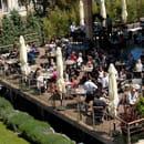 Le Provençal Golf & Café  - La terrasse -