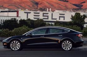 Tesla Model 3: le modèle de série enfin présenté [photos, prix]