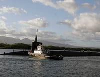 Titans des mers : USS Kentucky
