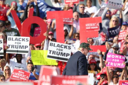 Résultat de la présidentielle américaine: ces Etats devenus indispensables pour Trump