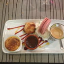 Restaurant du Theâtre  - notre cafe gourmand -