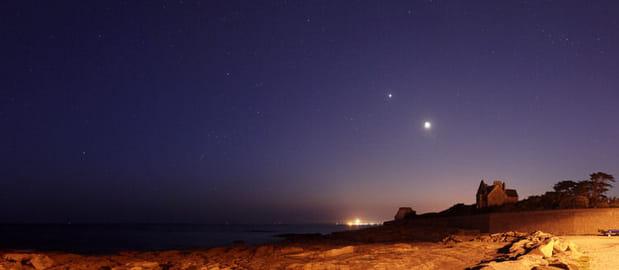 Orion et le Taureau