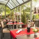 Live & Life Caffè (Alliance Hotel)  - Notre salle de restaurant sous la véranda -
