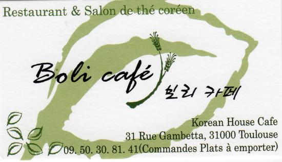 Boli café   © Boli Café