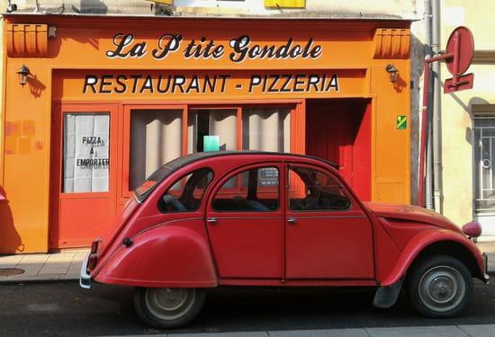 Restaurant : La P'tite Gondole   © la p'tite gondole