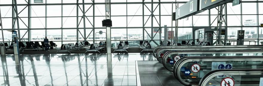 Grève en Belgique: Bruxelles, Charleroi, quels aéroports fermés ce mercredi?