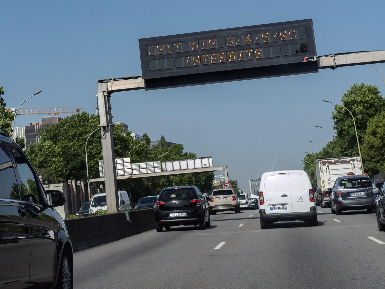 Vignette Crit'Air: les Crit'air 4interdits dans le Grand Paris, comment commanderles vignettes?