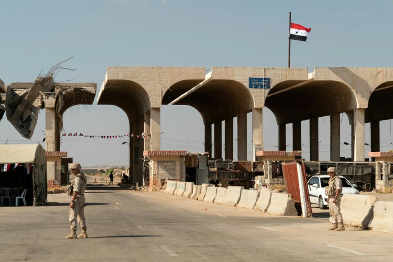 Syrie-Jordanie: réouverture du principal point de passage, fermé depuis 3ans