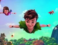 Les nouvelles aventures de Peter Pan : Wendy se disperse