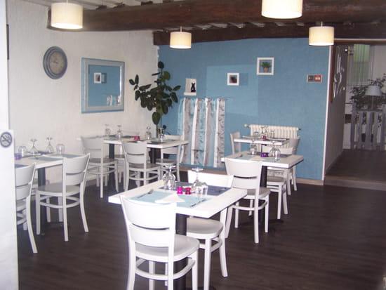 Restaurant : Legrand Resto'  - salle de restaurant -   © legrand