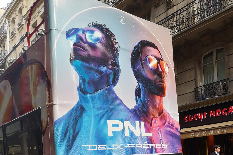 Le nouvel album de PNL disque de platine en moins d'une semaine