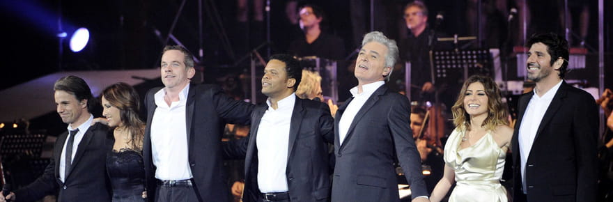 Garou, Ségara, Fiori... Unis pour Notre-Dame de Paris, bientôt un concert?