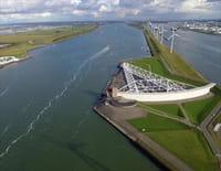 Deltas du monde : Le Rhin et la Meuse, au pays des canaux