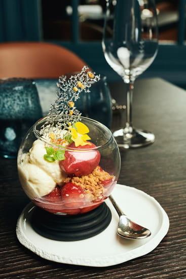 Dessert : Les Flots  - Dessert - Les Flots -   © Edouard Nguyen