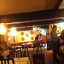 Restaurant : Le Râjasthâni  - La salle -