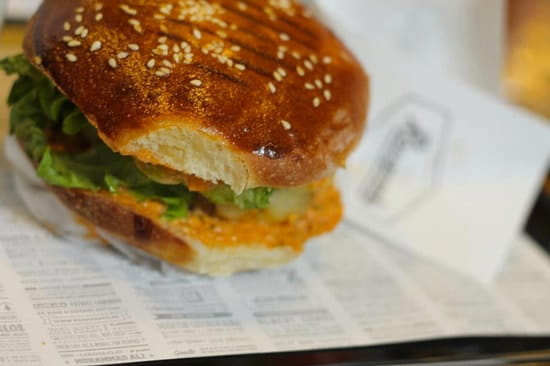 Rosaparks  - Classic burger -