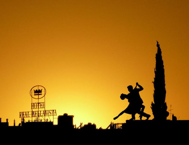 30 captivantes photos de silhouettes
