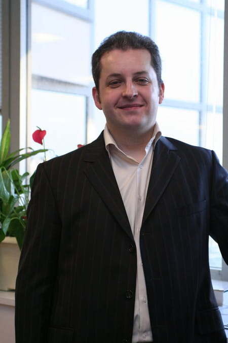 Jonathan Leger