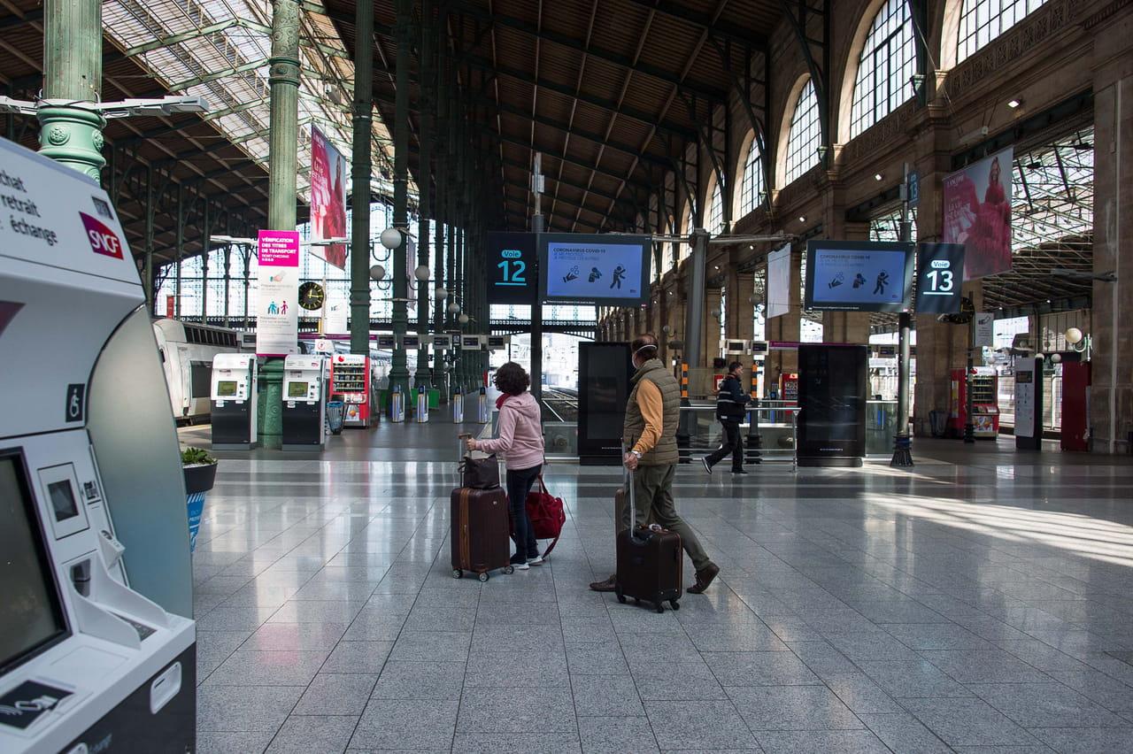 Trafic SNCF: les perturbations du lundi 23mars des TGV, TER, Intercités et Transiliens