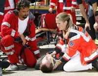 112 Unité d'urgence : L'arroseur arrosé