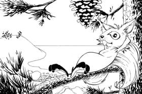 15illustrations d'artistes à colorier pendant l'épidémie de coronavirus