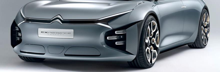 L'incroyable Citroën CXperience Concept en images