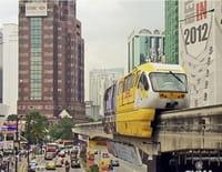 Des trains pas comme les autres : Malaisie