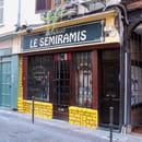 , Restaurant : Le Sémiramis   © LeSémiramis