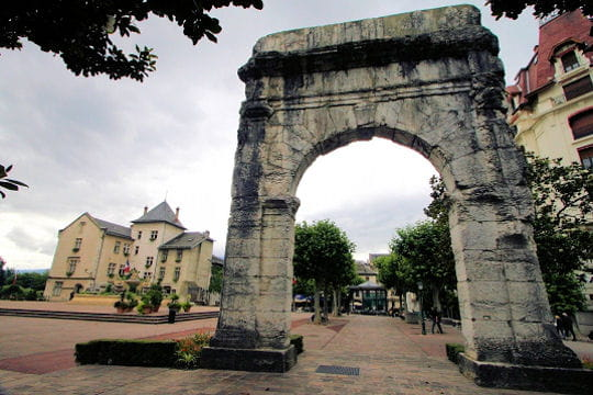 Image result for arc de campanus