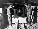 Sur la voie du train d'or nazi